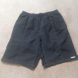 Canari 2 In 1 Baggy Bike Shorts, Padded, 3 Pockets